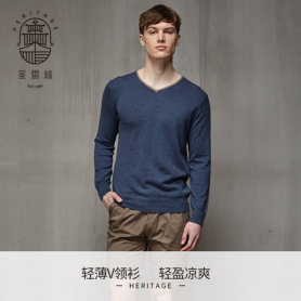 Men's Cashmere Spring Sweater