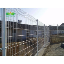 3D Curved Fence Panels