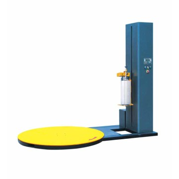 Standard friction pallet stretch equipment