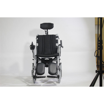 Electric luxury multifunctional wheelchair