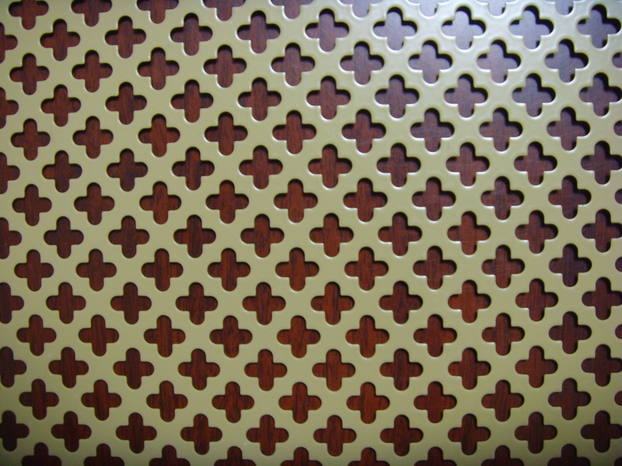 high quality perforated metal sheet