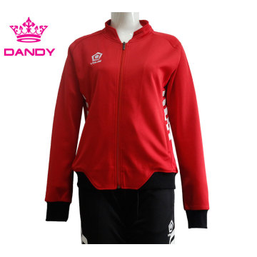 Special  Red Cheerleading Jacket