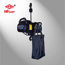 theater electric chain hoist with flight case