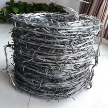 Best Price for for Pvc Galvanized Barbed Wire PVC Coated Barb Iron Wire export to French Polynesia Suppliers
