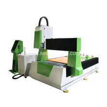 stone linear atc cnc router machine