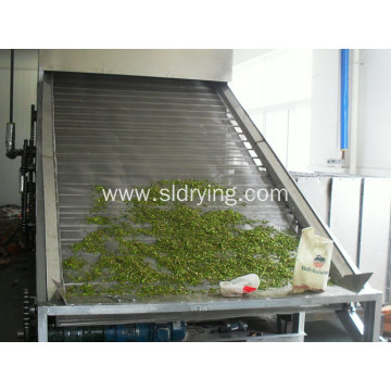 Cabbage Mesh Belt Drying Machine