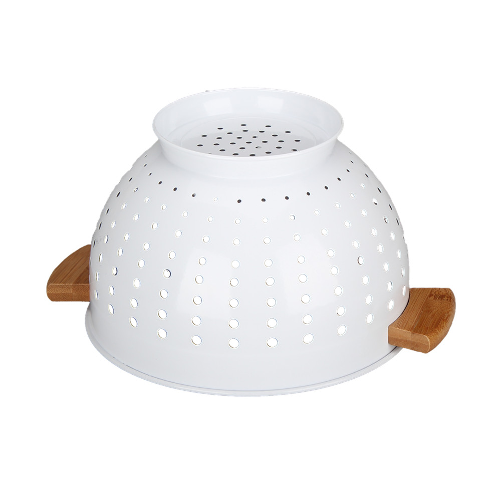 Durable Wooden Handle Of Colander