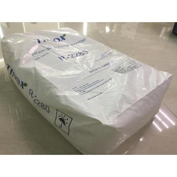 Advanced sulphate process titanium dioxide masterbatch grade