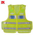 Custom Mesh Police reflective clothing