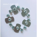 Carbon steel stamping Wing nuts