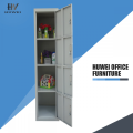 steel four door locker cabinets