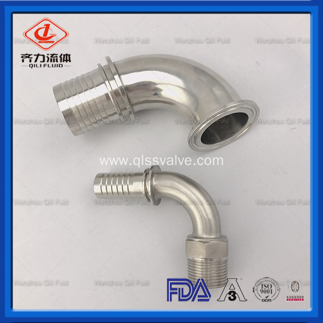 Stainless Steel Sanitary Clamp&Threaded Expanding Ferrule