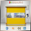PVC High Speed ​​Auto Recovery Rolling Door