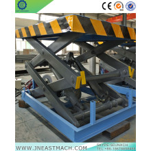 China for Scissor Cargo Lift 4.5t Cargo Lifting Platform Stationary Scissor Lift Table export to Seychelles Importers