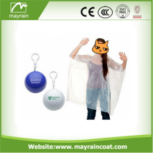 Environmental Protection Custom Pe Disposable Poncho