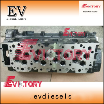 4P cylinder head block crankshaft connecting rod