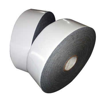 White Color Outer Wrapping Tape For Pipeline