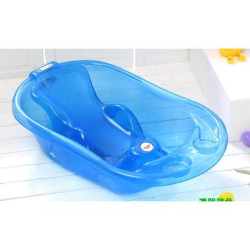 Medium Size Plastic Baby Bathtub With Bathbed