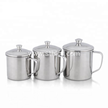High Quality 304 Stainless Steel Water Drinking Cup