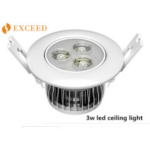 Cheapest Factory for 3w-24w LED Ceiling Light 3w Led Ceiling Light supply to Egypt Wholesale