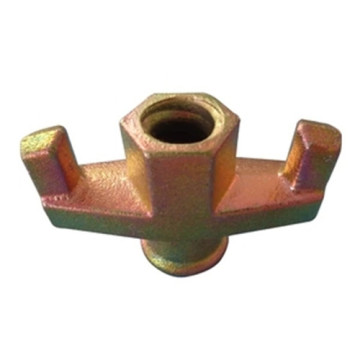 wing nut ductile iron construction formwork
