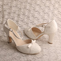 Comfort Shoes Wedding for Women Size 3 Heel