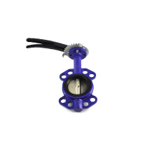 China api 609 din lug 20 inch triple offset rubber sealing butterfly valve for sewage