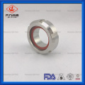 food grade stainless steel sight glass union
