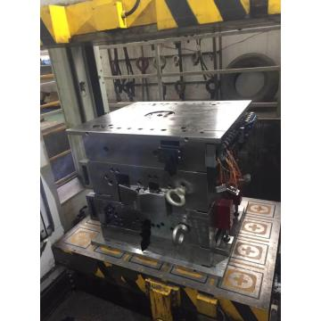 Large injection mold manufacturing