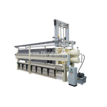 Big Capacity Sugar Syrup Chamber Diaphragm Filter Press