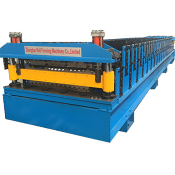 New double layer roof tile roll forming machine