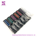 Safe Temporary Bright color Hair Chalk Set