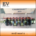ISUZU engine 4BC1 bearing crankshaft con rod conrod