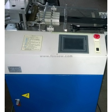 Ultrasonic Tape Cutting Machine with Multi-Cutting Shapes