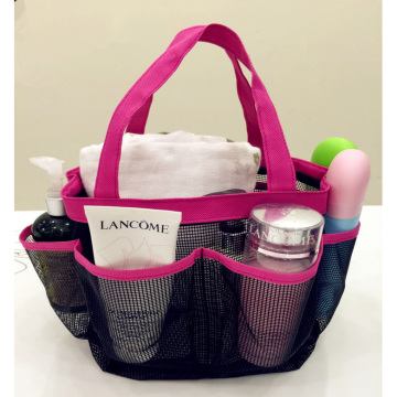 Mesh  Beach Shower Caddy Tote Bag