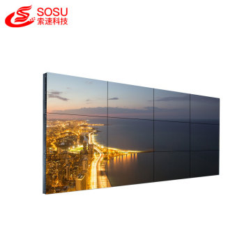 LCD Advertising Monitor LCD Video Wall for CCTV