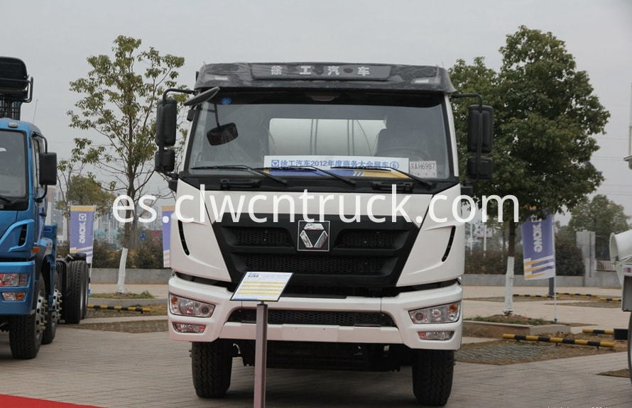 concrete mixer truck price 2