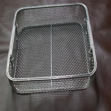 Stainless Steel wire Mesh  Kitchenware Basket