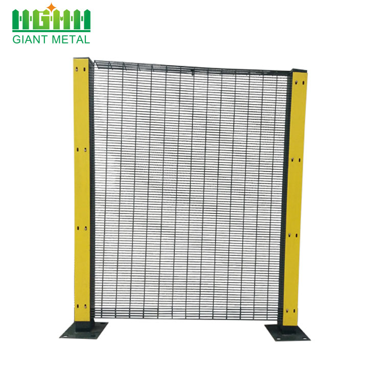 PVC Coated Anti-climb High Security 358 Fence