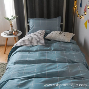 beautiful quilt cover with printing