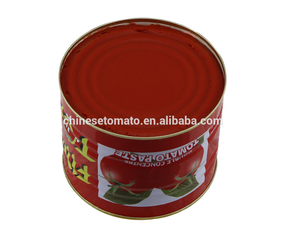 2.2kg Gino tomato paste for Africa
