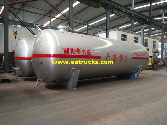 8000 gallons 12T Used Propane Tank Vessels