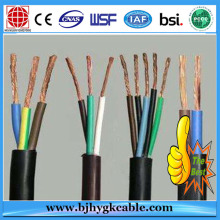 1KV 10 Cores XLPE Insulation PVC Over Sheath Control Cable