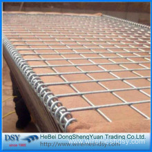Electro galvanized military sand wall hesco barrier