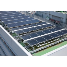 solar thermal projects - industrial & commercial applicaiton