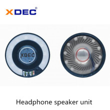 Best quality and factory for China Bluetooth Headphone Speaker,Sport Headphone Speaker,Hifi Headphone Speaker Manufacturer and Supplier Big size 57mm neodymium 32ohm 30mW headphone speaker export to Pitcairn Manufacturer