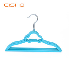 Good Quality for Baby Velvet Hangers EISHO Slim Velvet Flocked Hangers Bulk supply to United States Factories