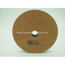 BD polishing wheel for glass peripheral polishing