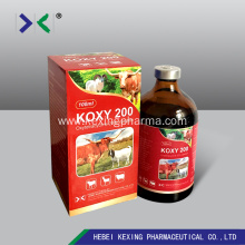 OEM for Oxytetracycline Injection Animal Medicine Oxytetracycline Injection export to Heard and Mc Donald Islands Factories