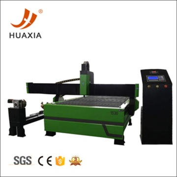 CNC pipe cutting profile sheet cutting plasma machine
